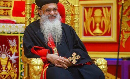HIS HOLINESS MORAN MOR BASELIOS MARTHOMA PAULOSE II